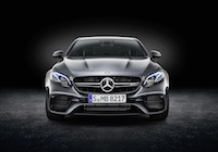 2018 Mercedes-AMG E63 S 4MATIC+ front grill