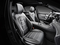2018 Mercedes-AMG E63 S 4MATIC+ front seats