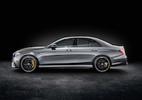 2018 Mercedes-AMG E63 S 4MATIC+ 20 inch wheels brakes
