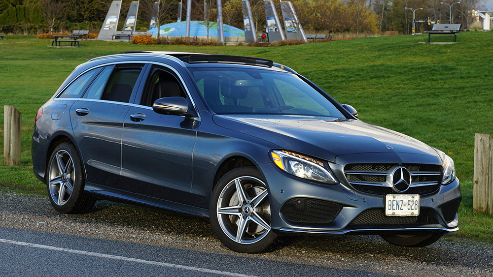 2018 平治 C 300 4MATIC Wagon