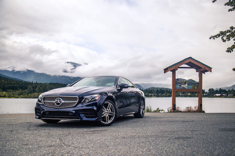 2018 Mercedes-Benz E 400 4MATIC Coupe