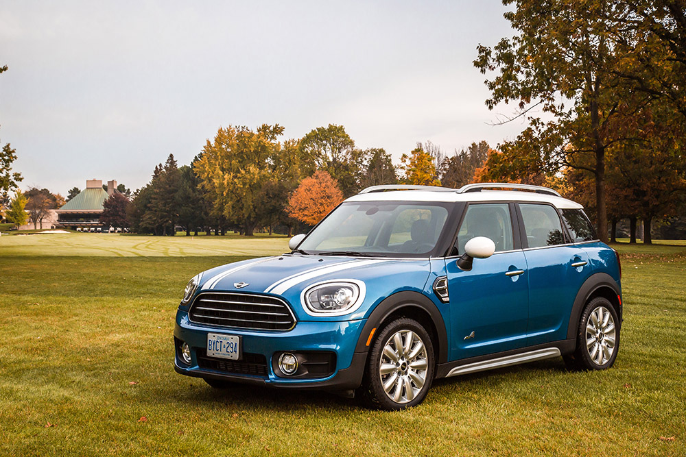 mini countryman all4 canada new for 2018