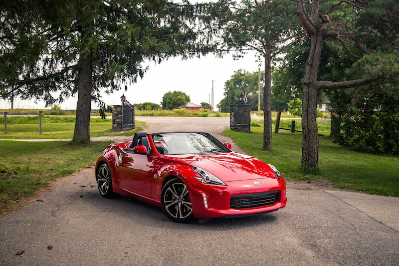 2018 Nissan 370Z Roadster Touring Sport canada