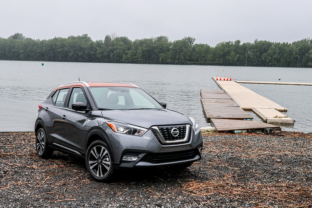 2018 nissan kicks canada review