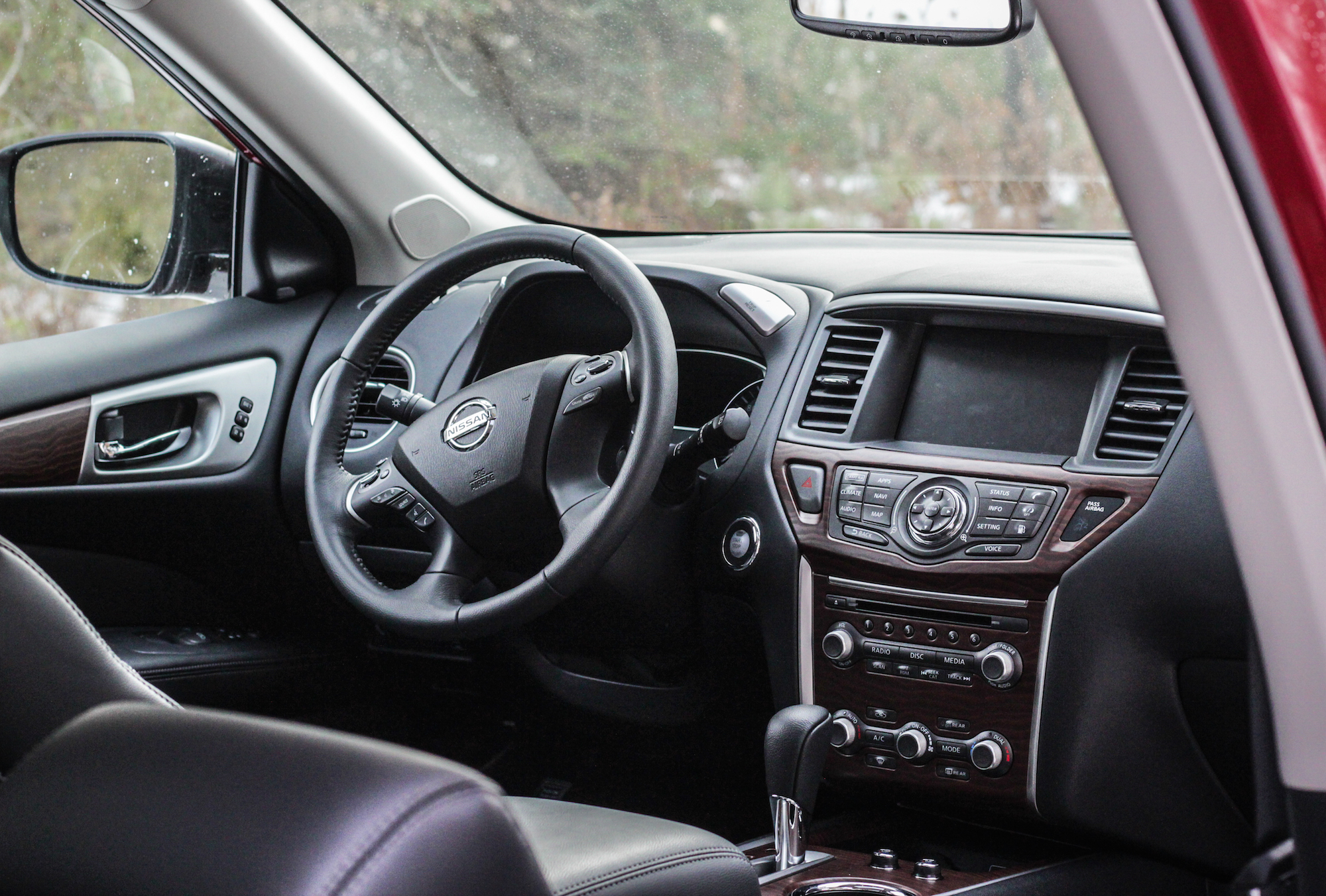 review 2018 nissan pathfinder platinum canadian auto review. Black Bedroom Furniture Sets. Home Design Ideas