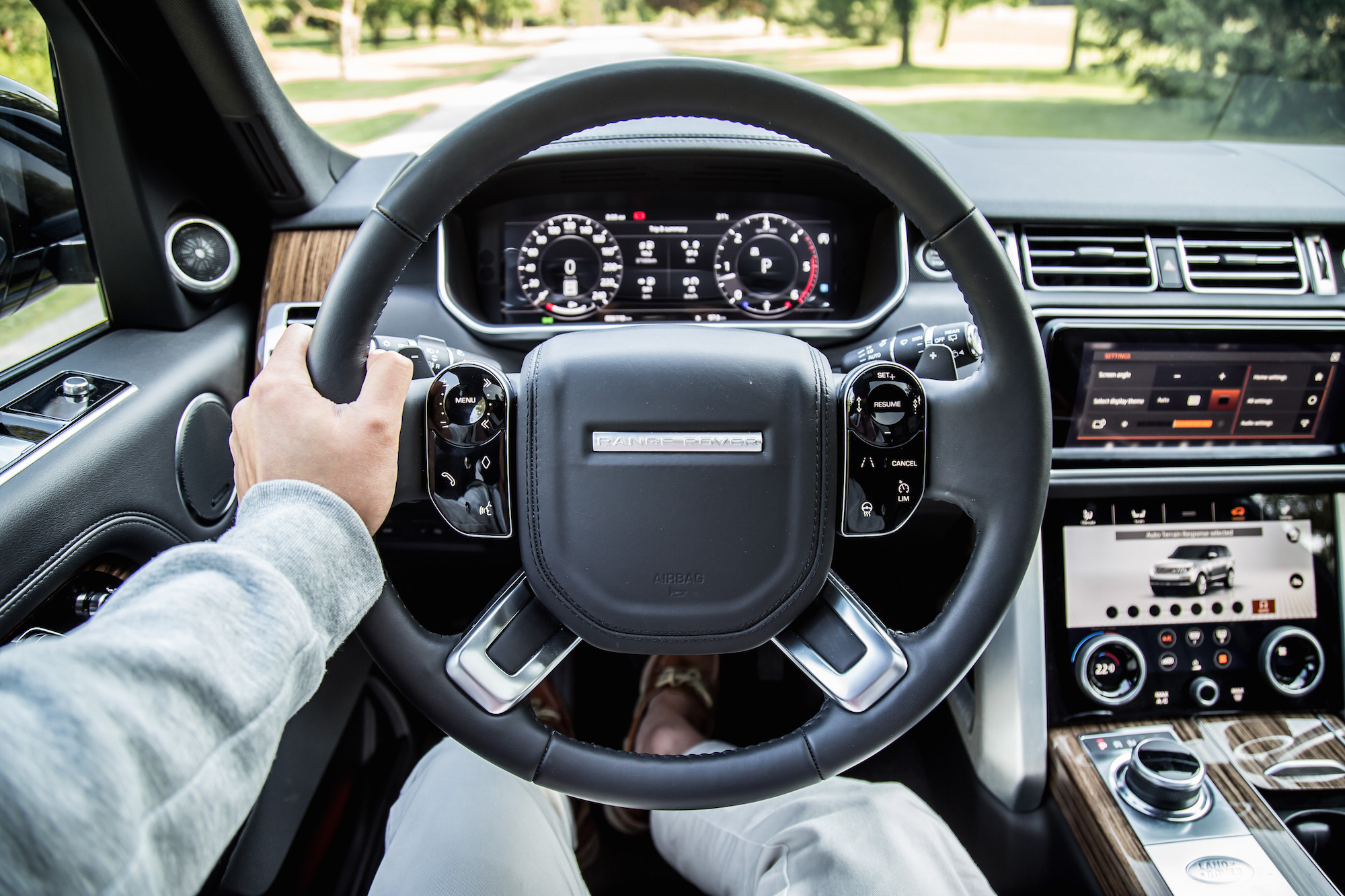 Review 2018 Range Rover Hse Td6 Car