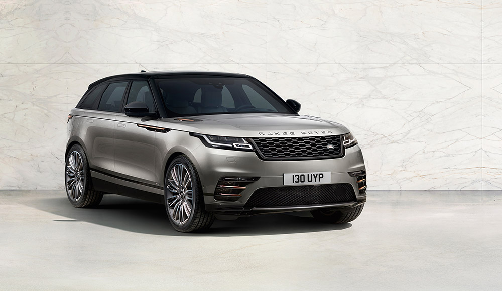Range Rover Velar canada new pricing