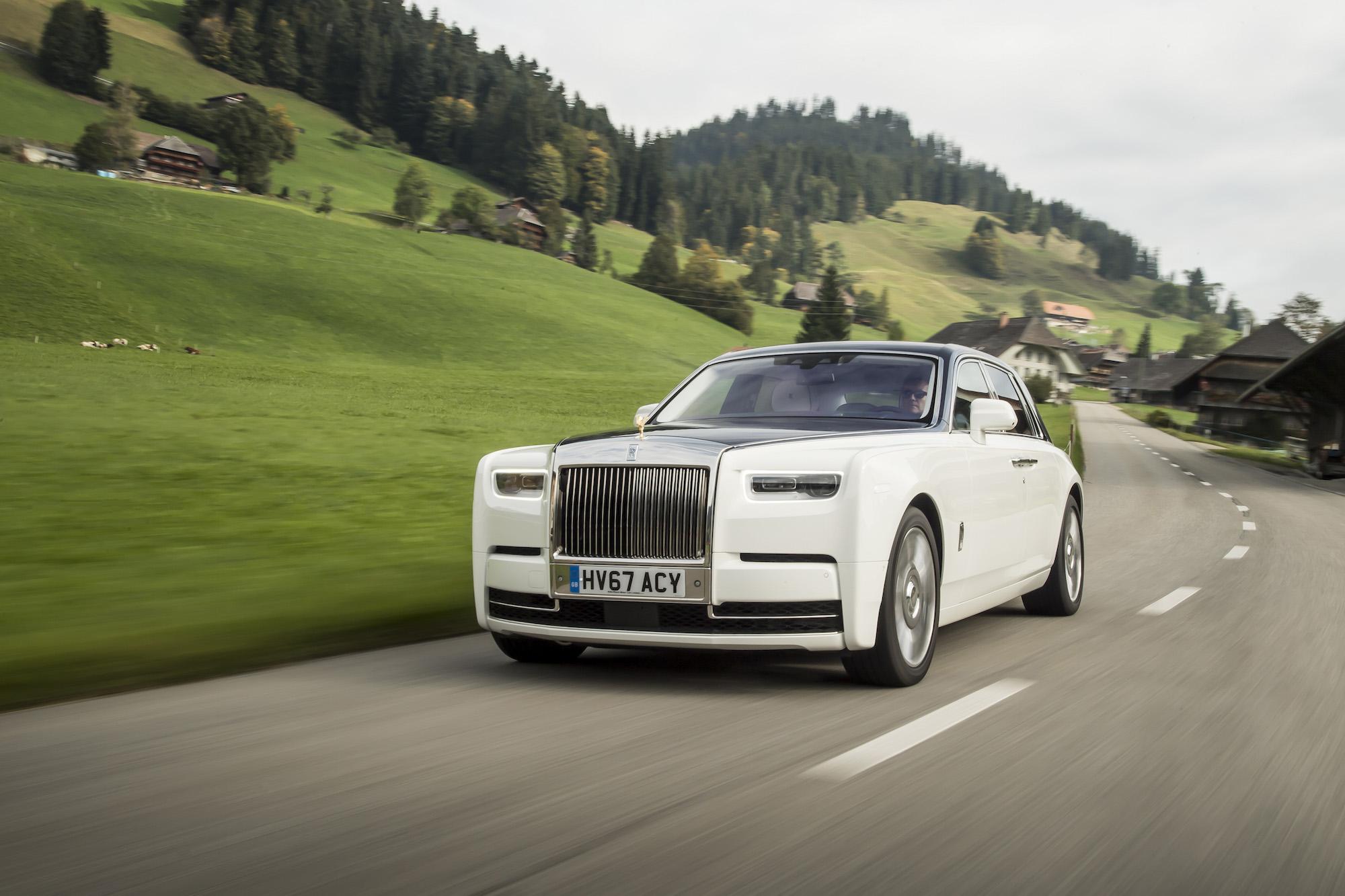 First Look: 2018 Rolls-Royce Phantom VIII | Canadian Auto ...