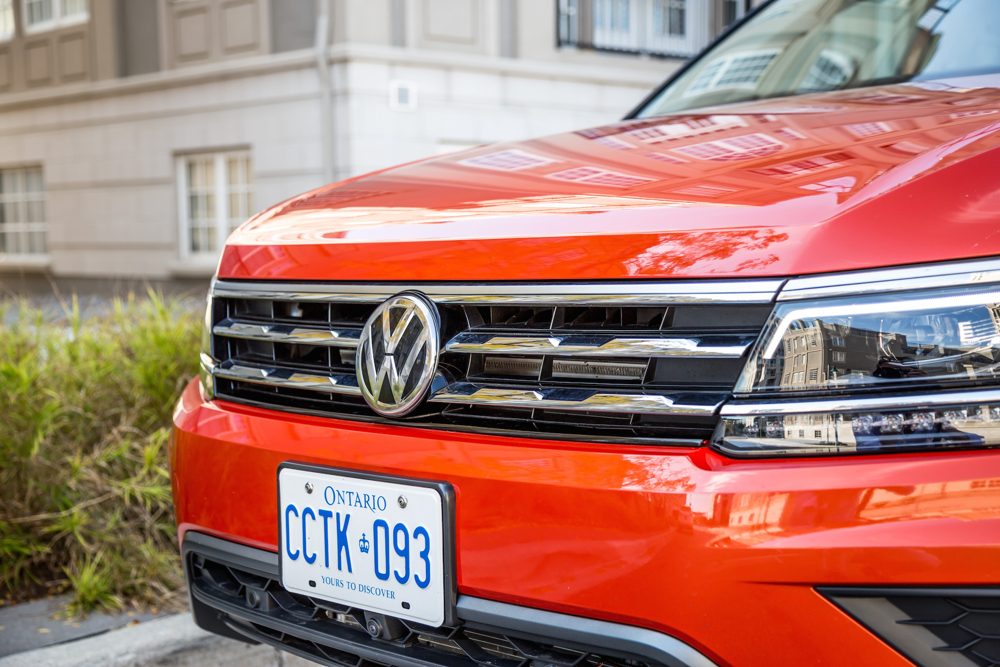review 2018 volkswagen tiguan highline canadian auto review. Black Bedroom Furniture Sets. Home Design Ideas