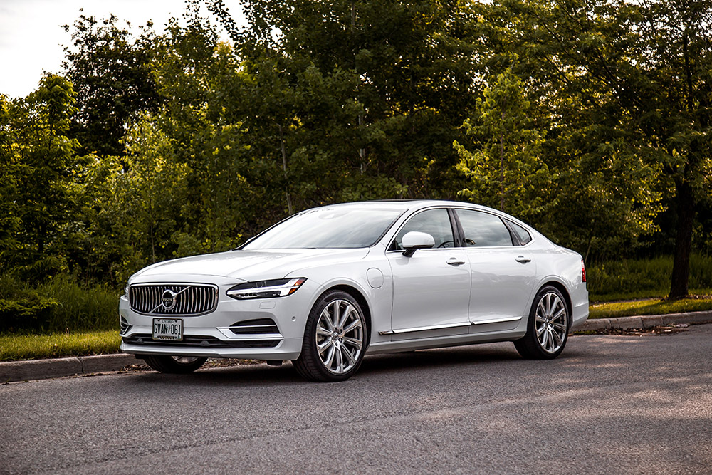 volvo s90 electric car review plug in hybrid