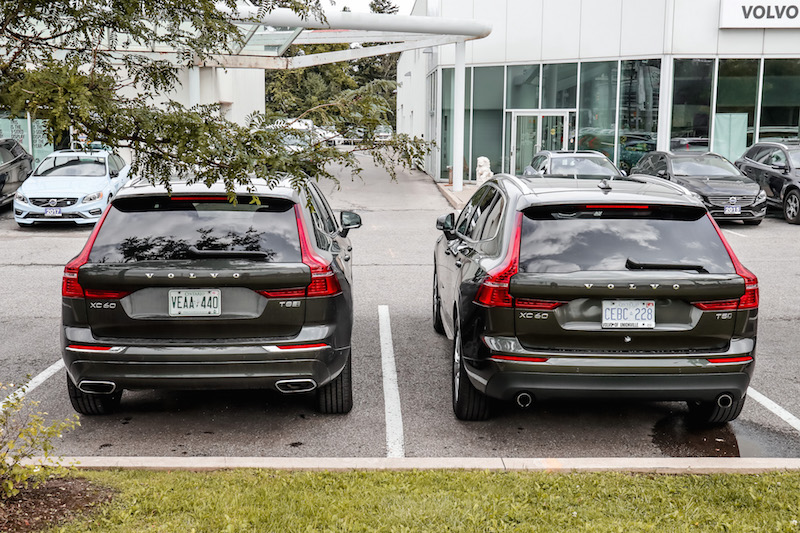 xc60 t6 or t8