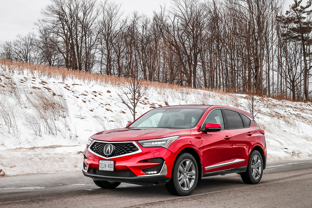 2019 Acura RDX Platinum Elite canada review