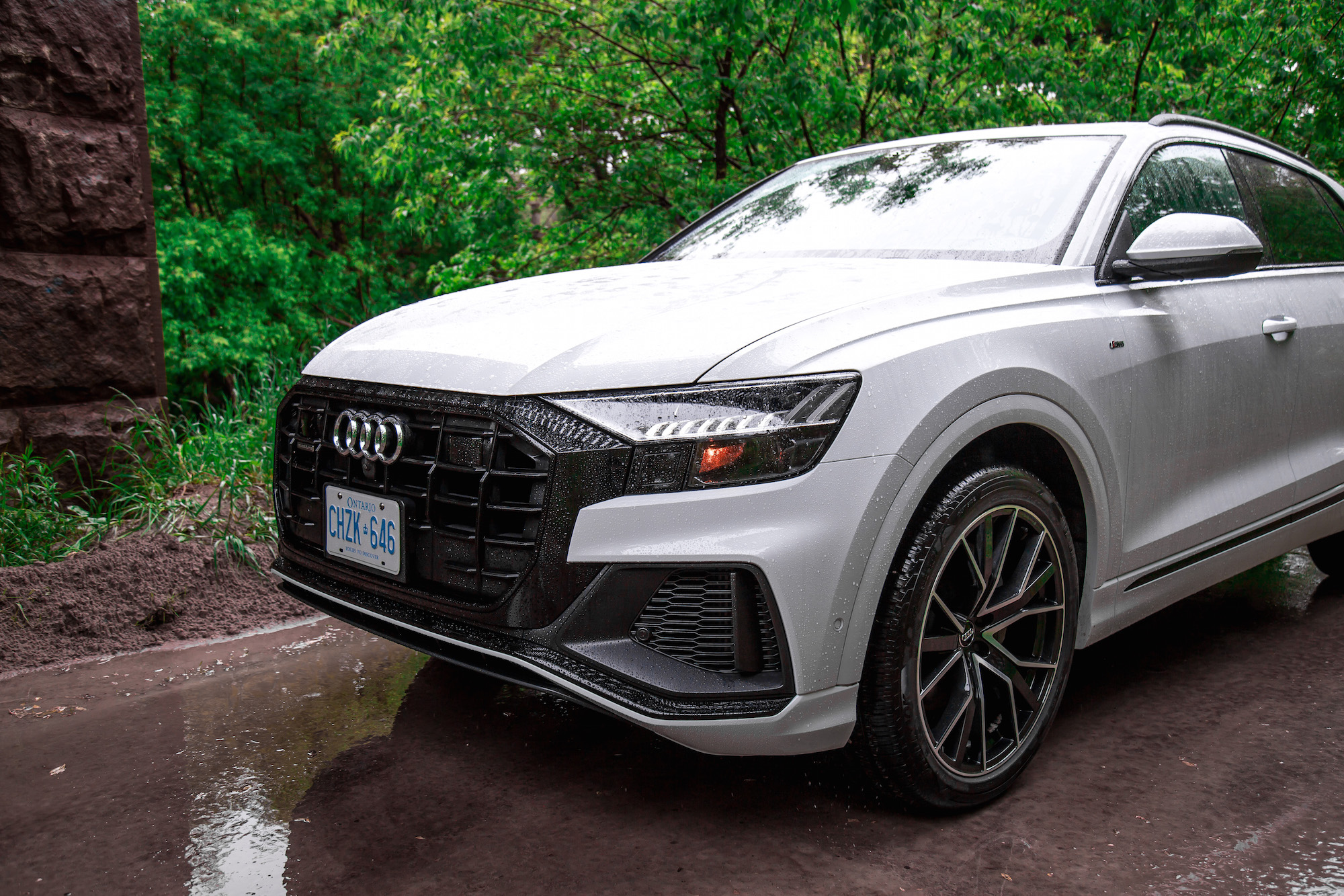 Review: 2019 Audi Q8