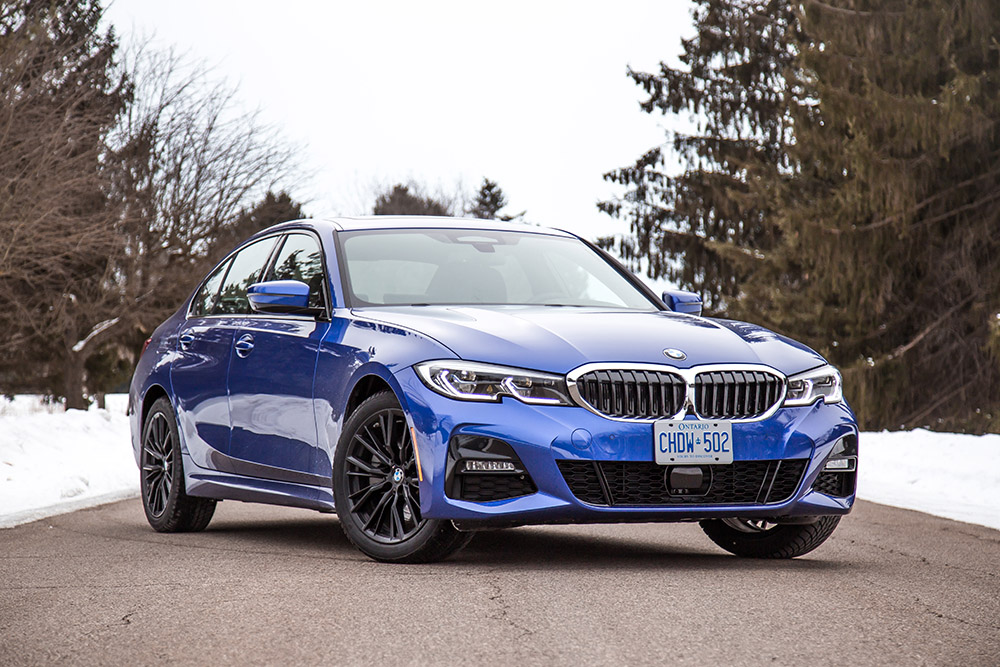 2019 BMW 330i xDrive M Sport package canada