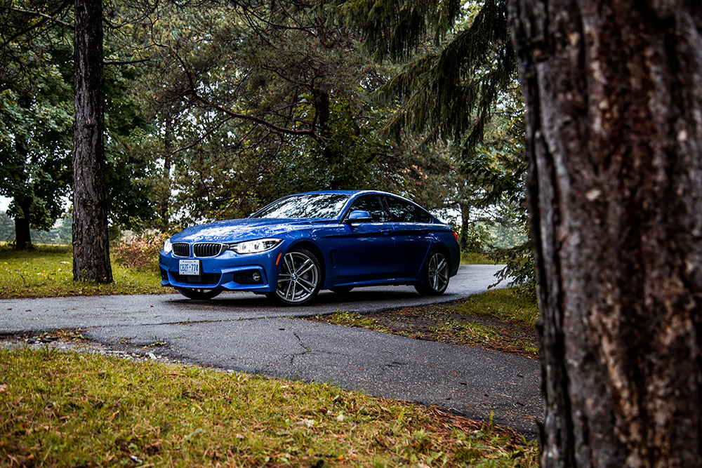 2019 BMW 430i xDrive Gran Coupe canada review