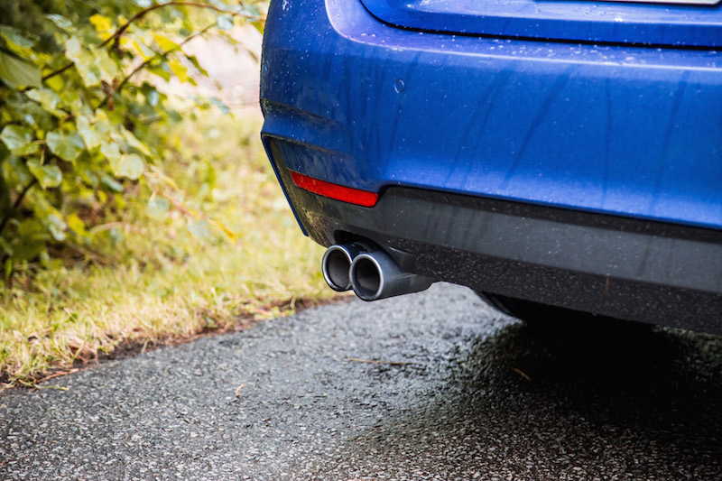 2019 BMW 430i xDrive Gran Coupe dual tip exhaust