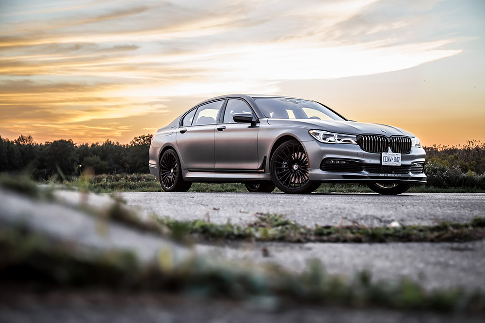 2019 BMW Alpina B7 canada review