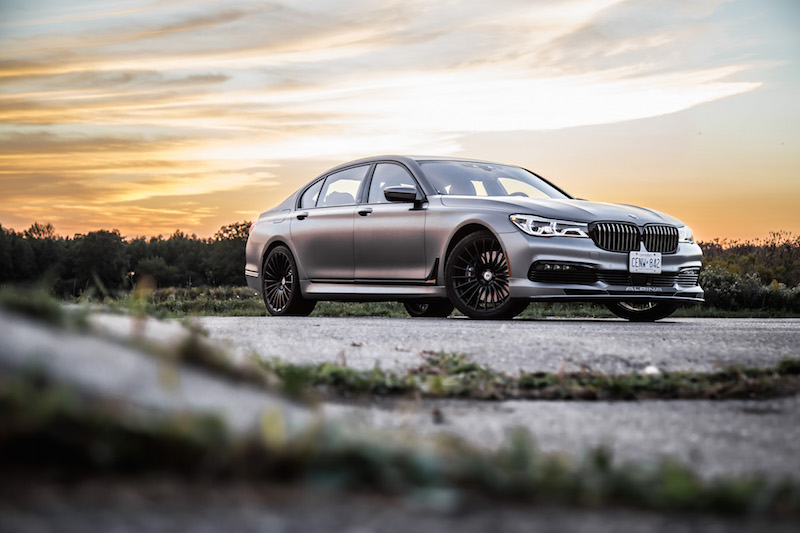 2019 BMW Alpina B7 xDrive Exclusive Edition Canada frozen grey