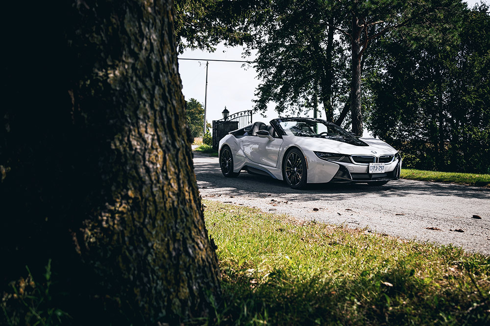 2019 BMW i8 Roadster canada review new