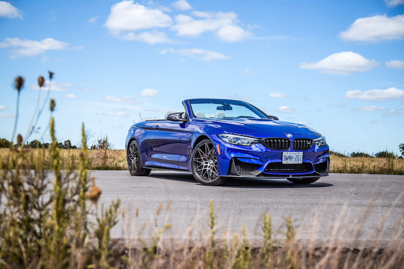 2020 BMW M4 Competition Cabriolet canada