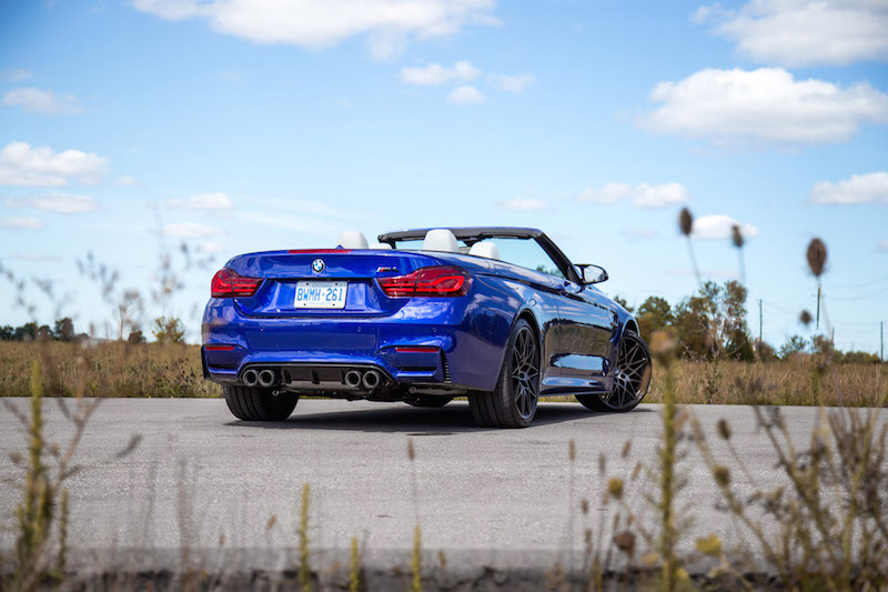 2020 BMW M4 Competition Cabriolet