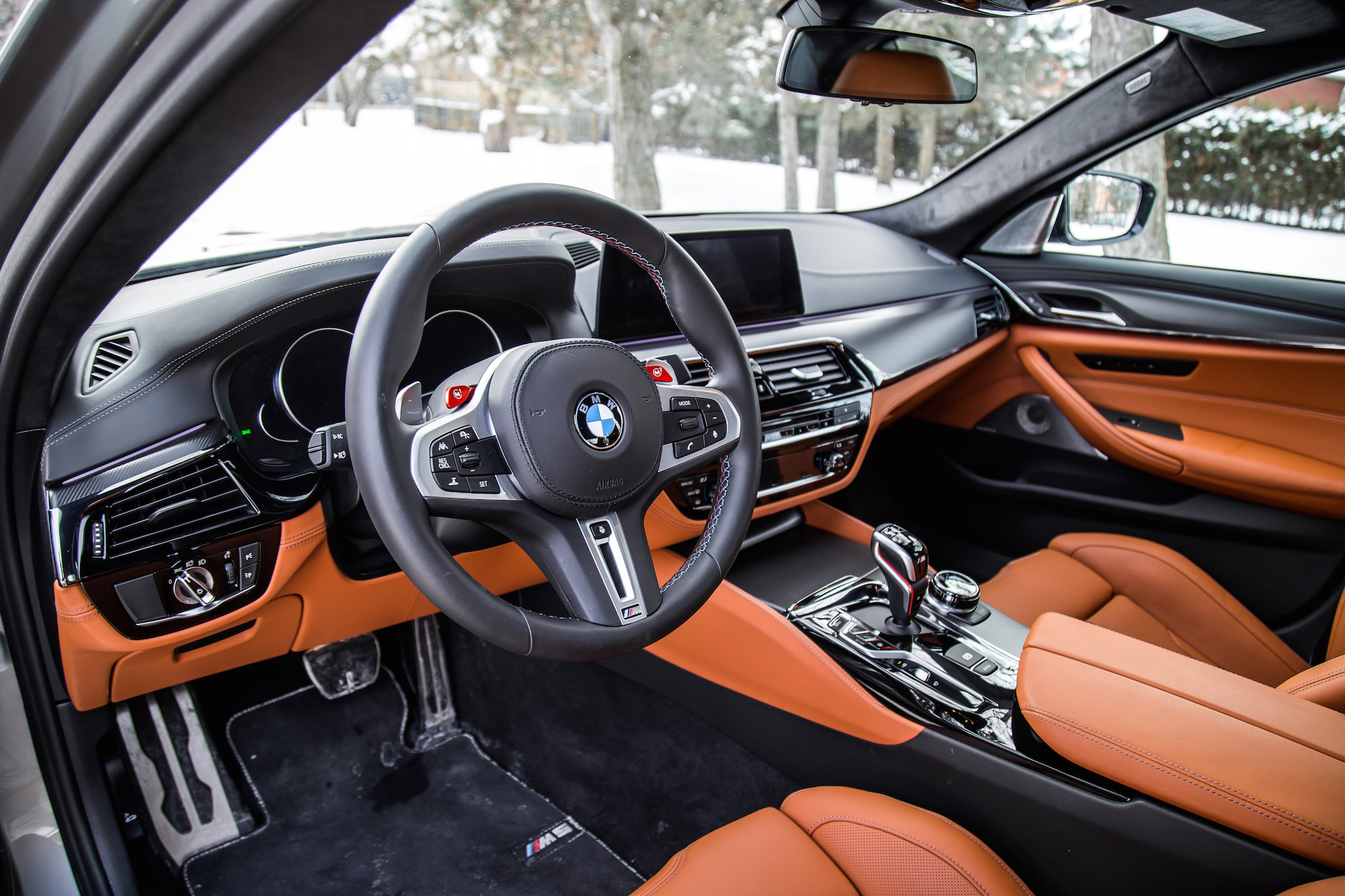Review: 2019 BMW M5 Competition | CAR