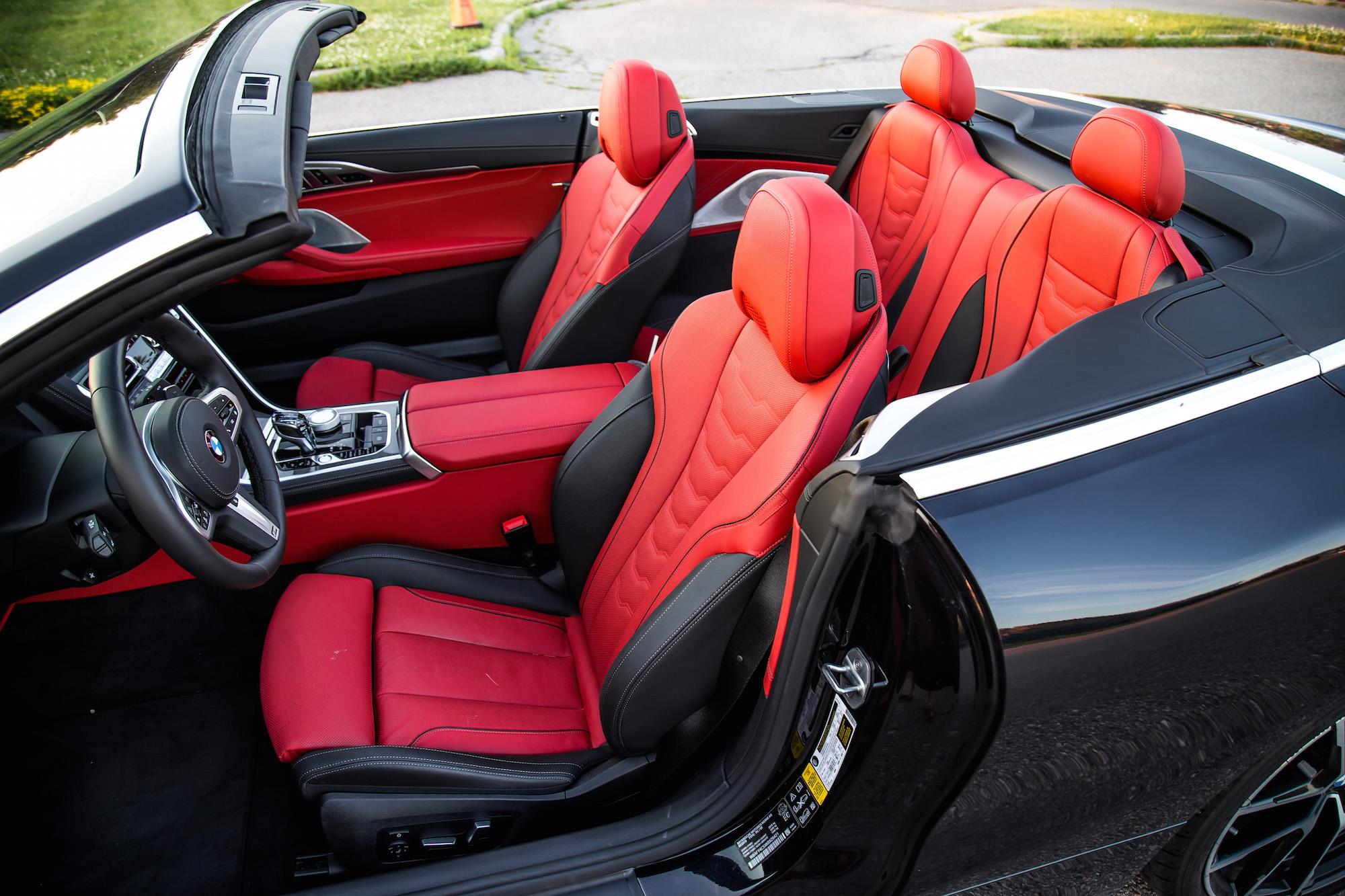Review: 2019 BMW M850i XDrive Convertible