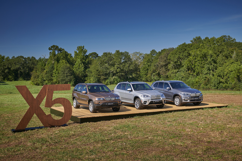 2019 BMW X5 xDrive40i classic cars first second third generation