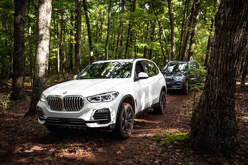 2019 BMW X5 off-roading package