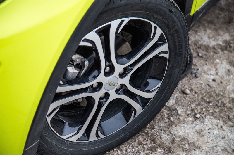 2019 Chevrolet Bolt 17-inch eco winter tires