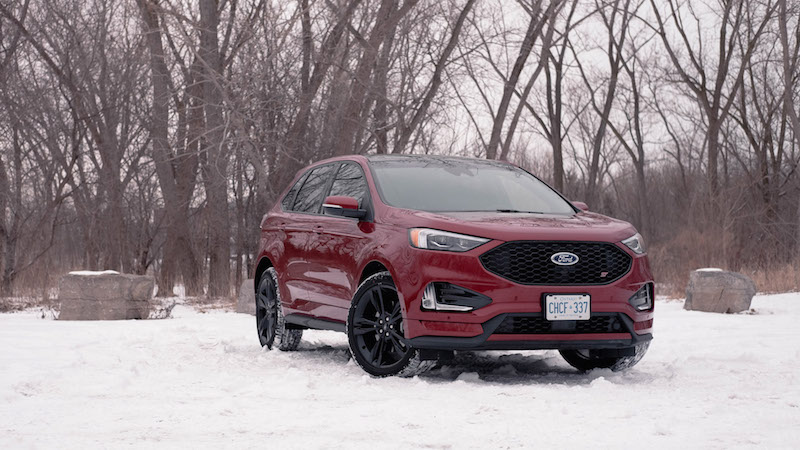 2019 Ford Edge ST canada
