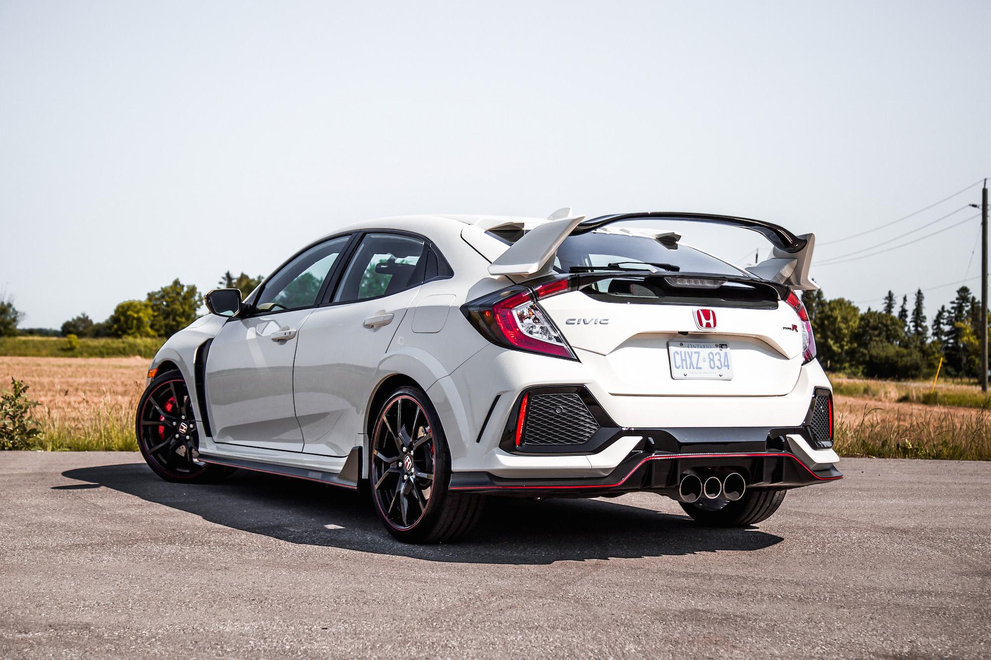 Review: 2019 Honda Civic Type R | CAR