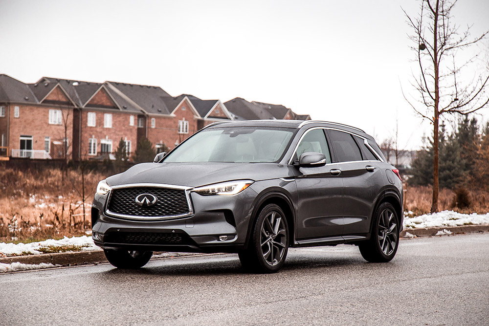 2019 Infiniti QX50 new canada review