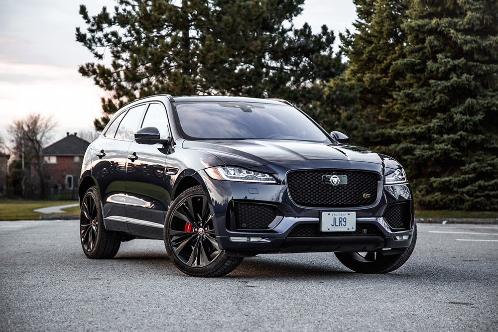 2019 fpace s canada