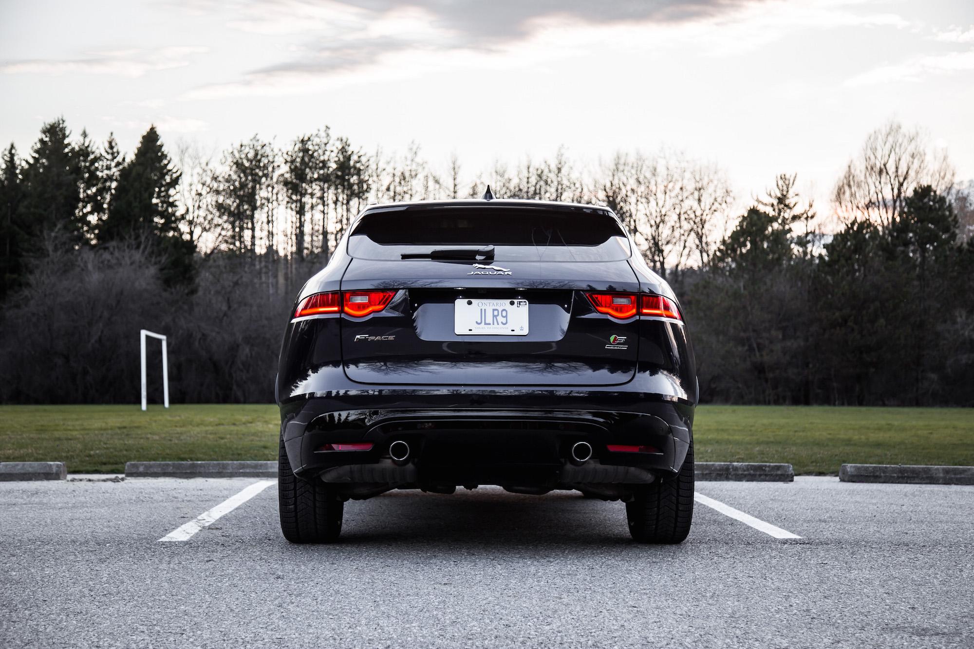 Review 2019 Jaguar F Pace S Car