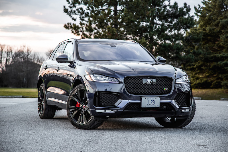 Review 2019 Jaguar F Pace S Car
