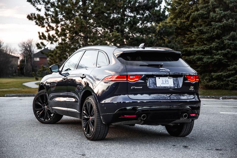 review 2019 jaguar f pace s car. Black Bedroom Furniture Sets. Home Design Ideas