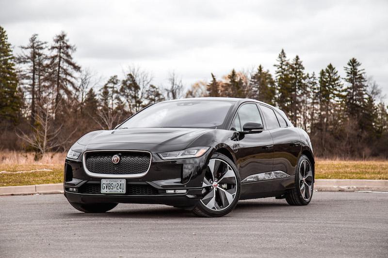 Review: 2019 Jaguar I-Pace EV 400 HSE | CAR