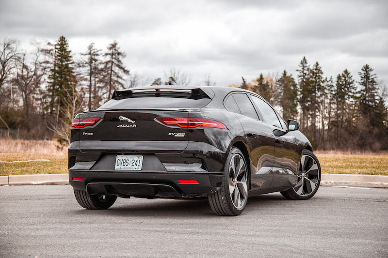 Lithium Ion Battery >> Review: 2019 Jaguar I-Pace EV 400 HSE | CAR