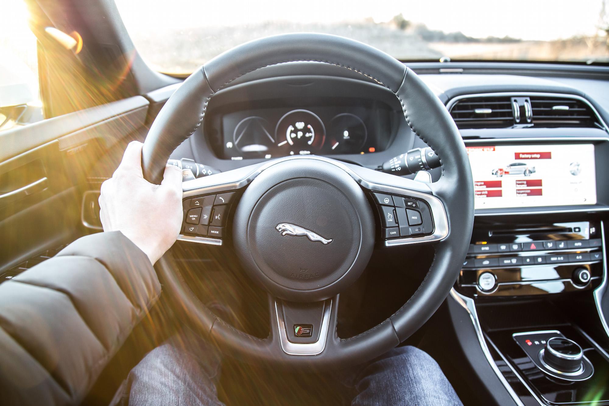 Review: 2019 Jaguar XE S AWD | CAR