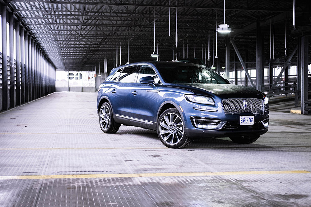 2019 lincoln nautilus canada new mkx
