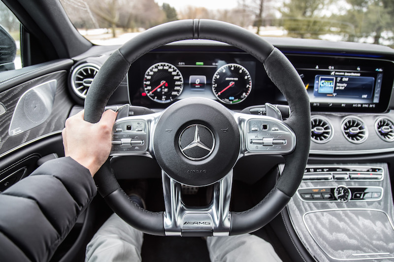 Review 2019 Mercedes Amg Cls 53 Car
