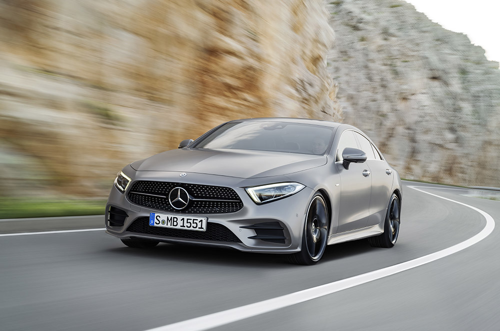 mercedes-benz cls coupe new for 2019 canada