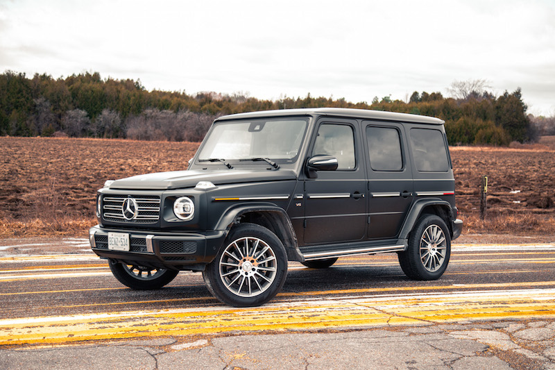 Used BMW X5 >> Review: 2019 Mercedes-Benz G 550   CAR