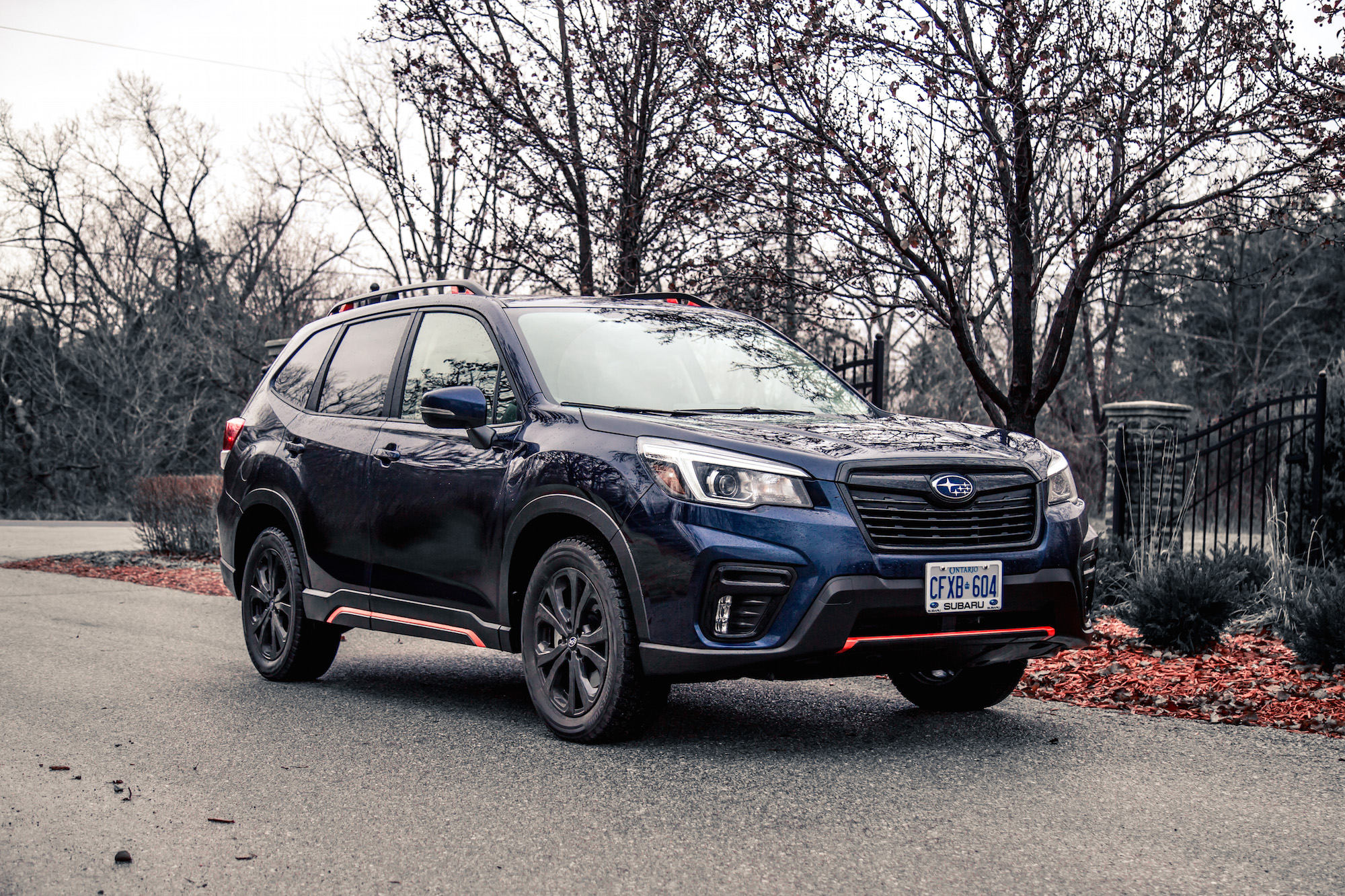 Review 2019 Subaru Forester Sport Car