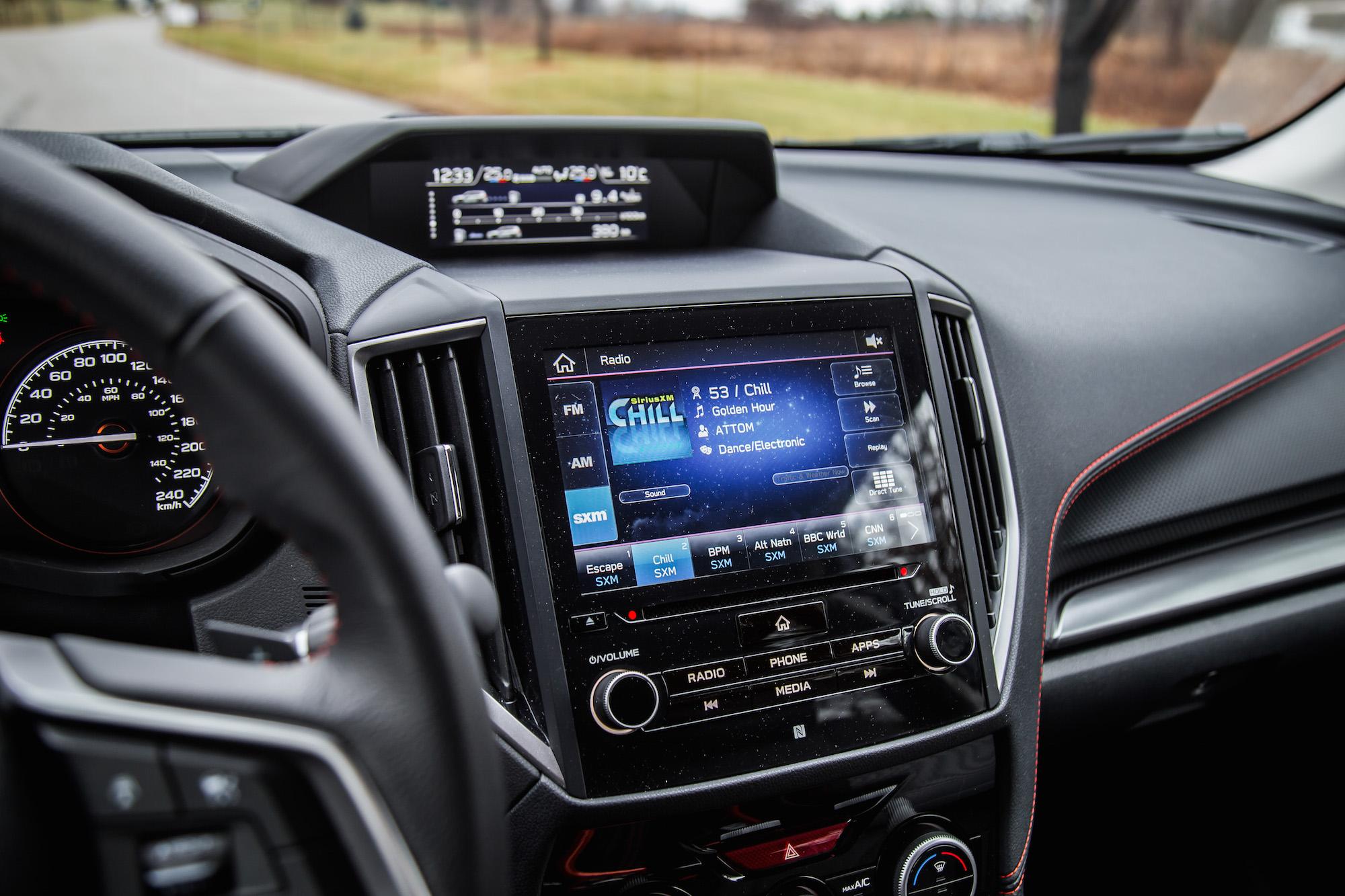 Review: 2019 Subaru Forester Sport | CAR