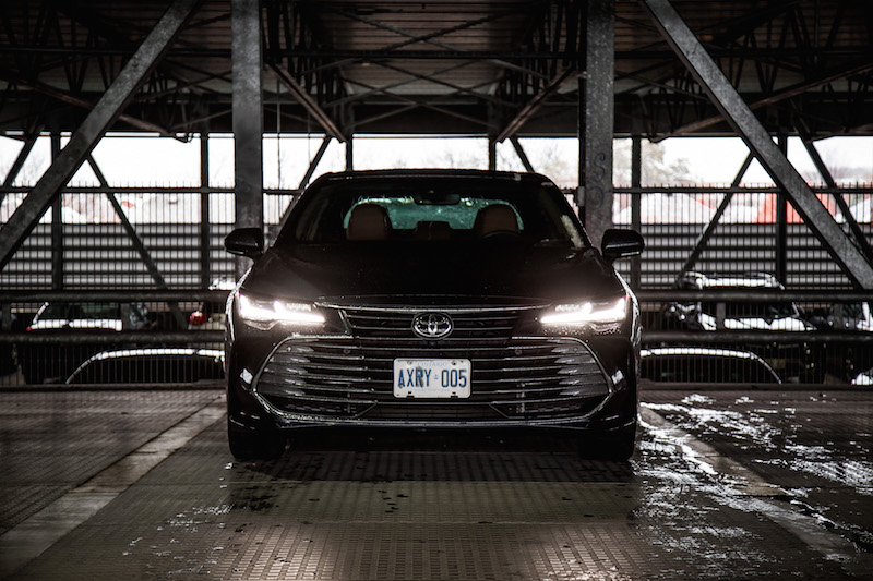 2019 Toyota Avalon Limited canada