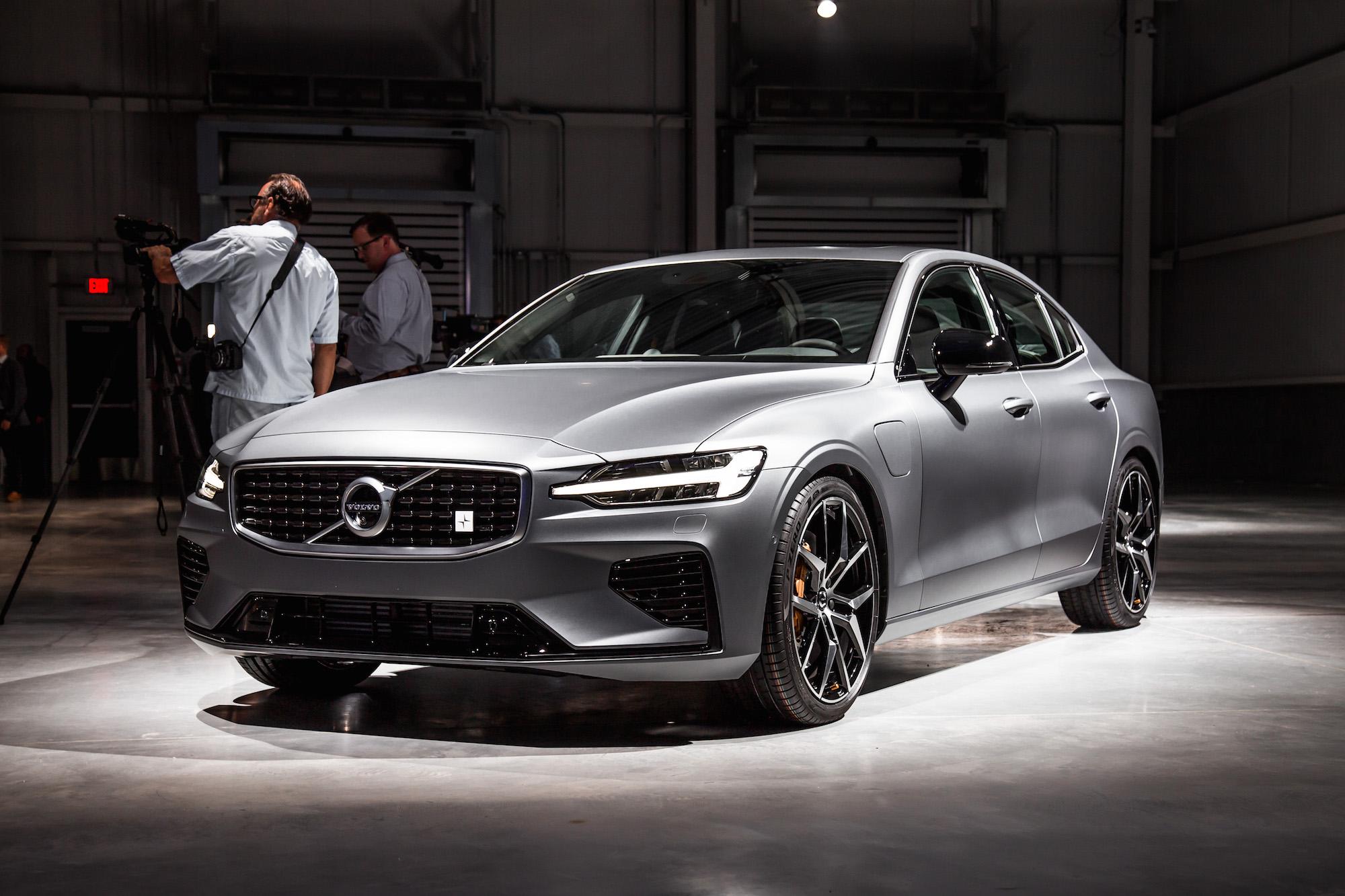 Volvo South Carolina >> First Look: 2019 Volvo S60 | CAR