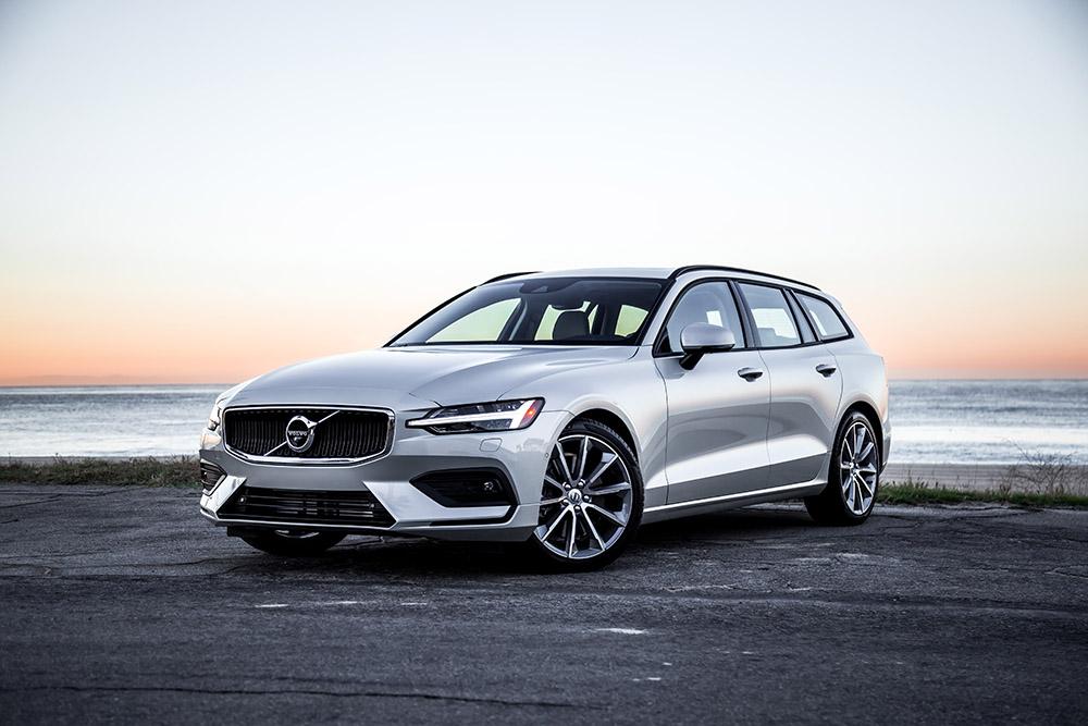 2019 volvo v60 t6 chinese review