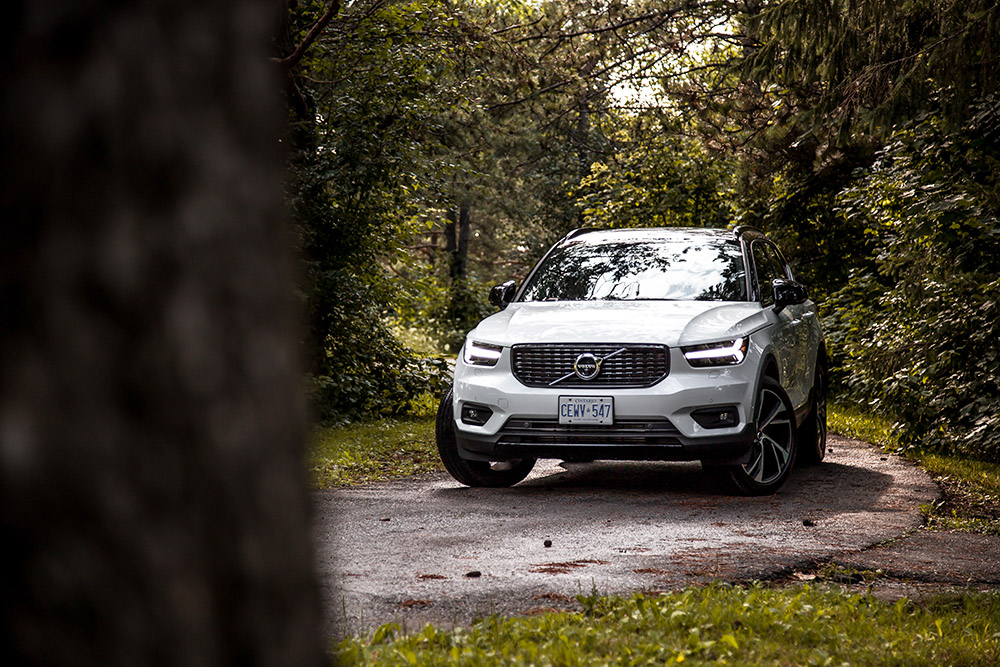 2019 volvo xc40 r-design review